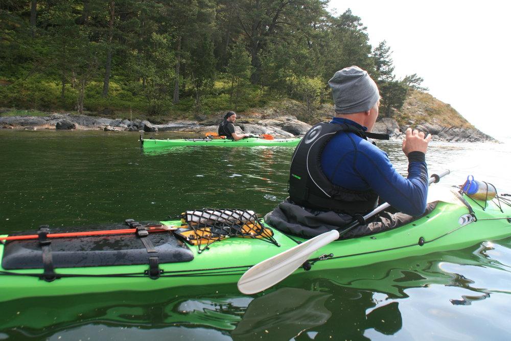 Stockholm Archipelago Kayaking 2 days 8