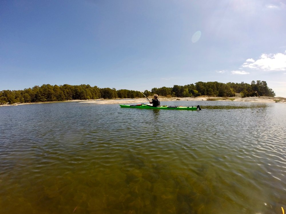 Stockholm Archipelago Kayaking Guided Tours 3 days 6