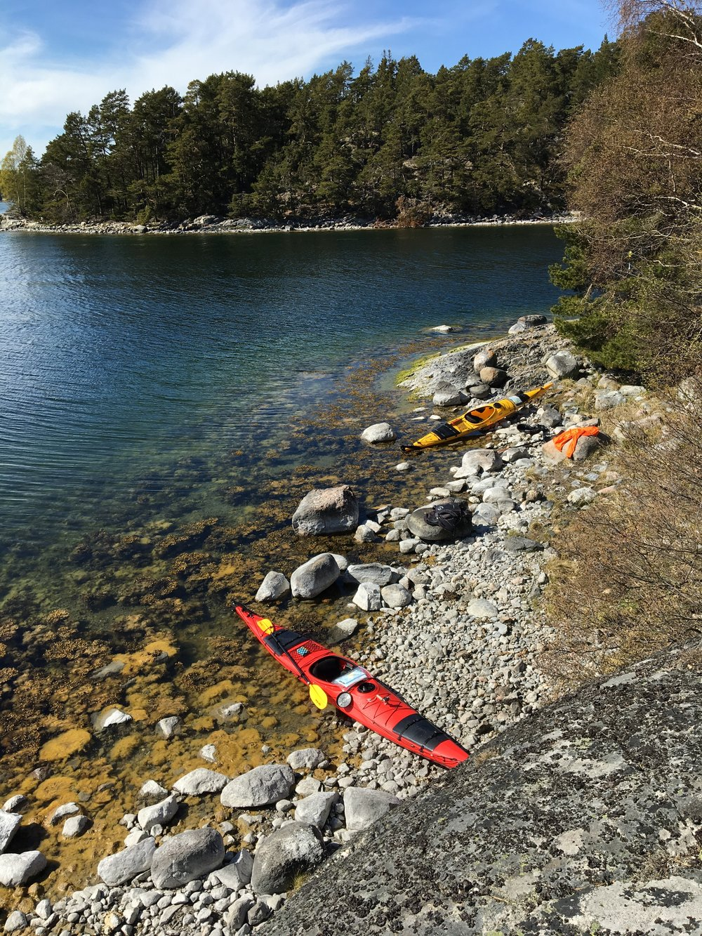 Stockholm Archipelago Kayaking Guided Tours 3 days 5