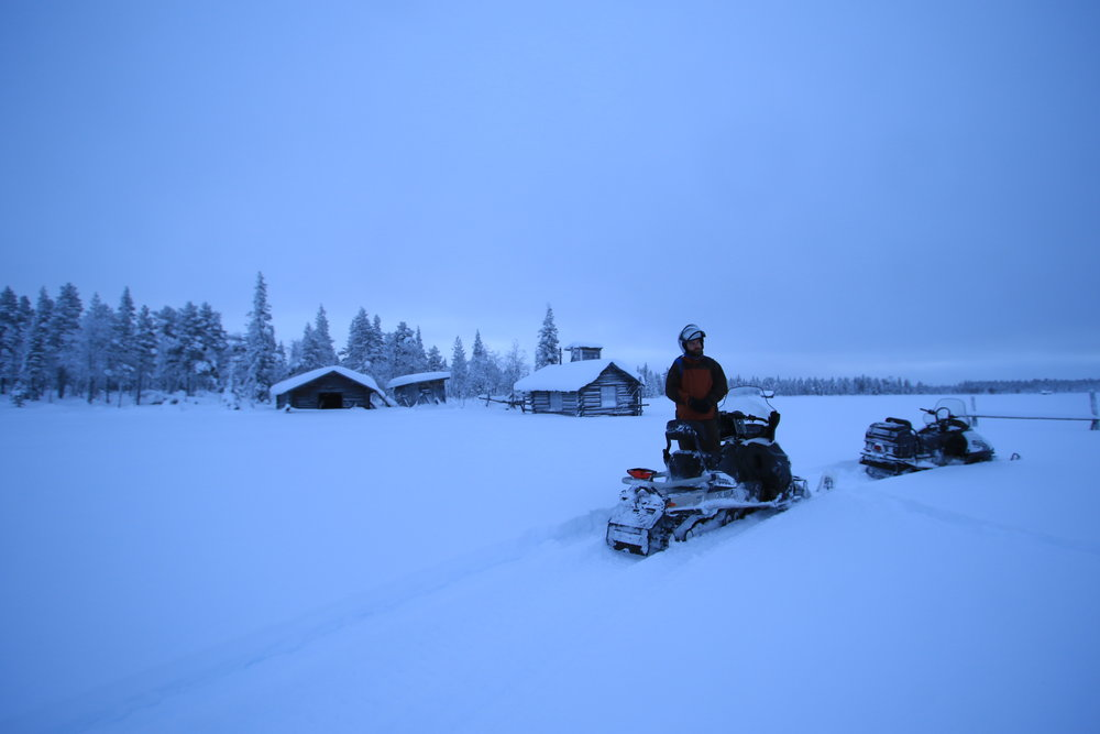 Private Tours in Lapland - Winter Experience Tours - Sweden 5