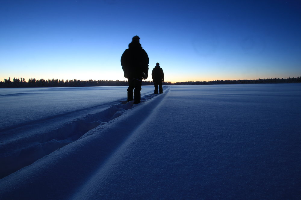 Private Tours in Lapland - Winter Experience Tours - Sweden 7