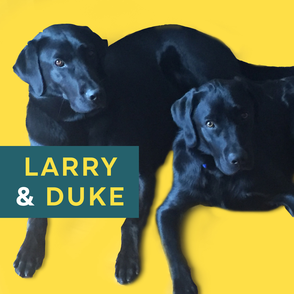Larry & Duke