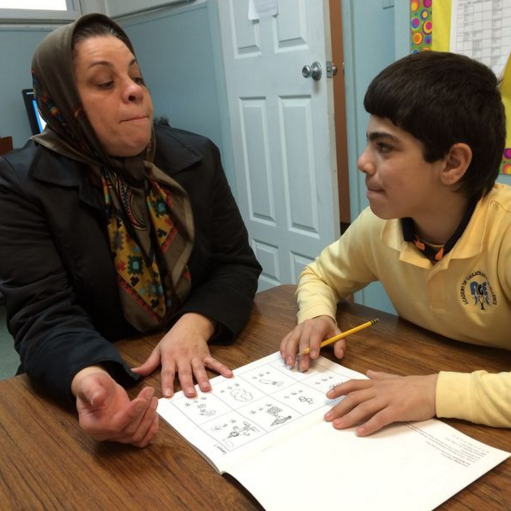 For Syrian Refugees in New Jersey, a Bumpy Adjustment to School