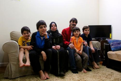 Beginning Again: Syrian Refugees Struggle to Build a New Life in New Jersey