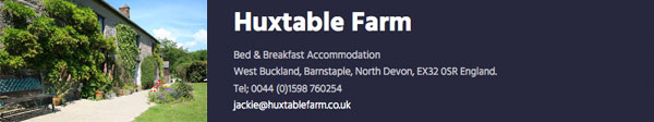 huxtable farm