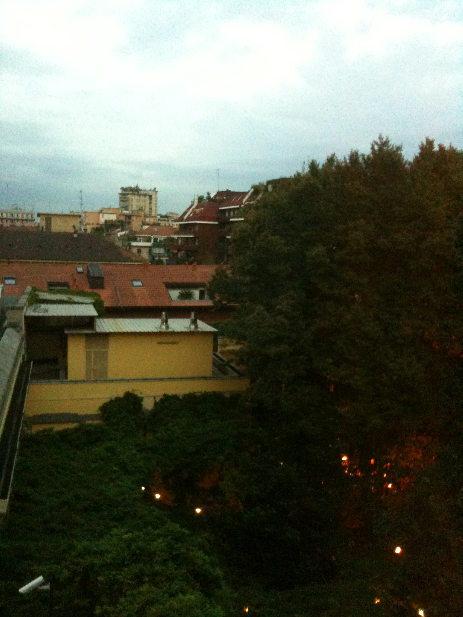View in Milan