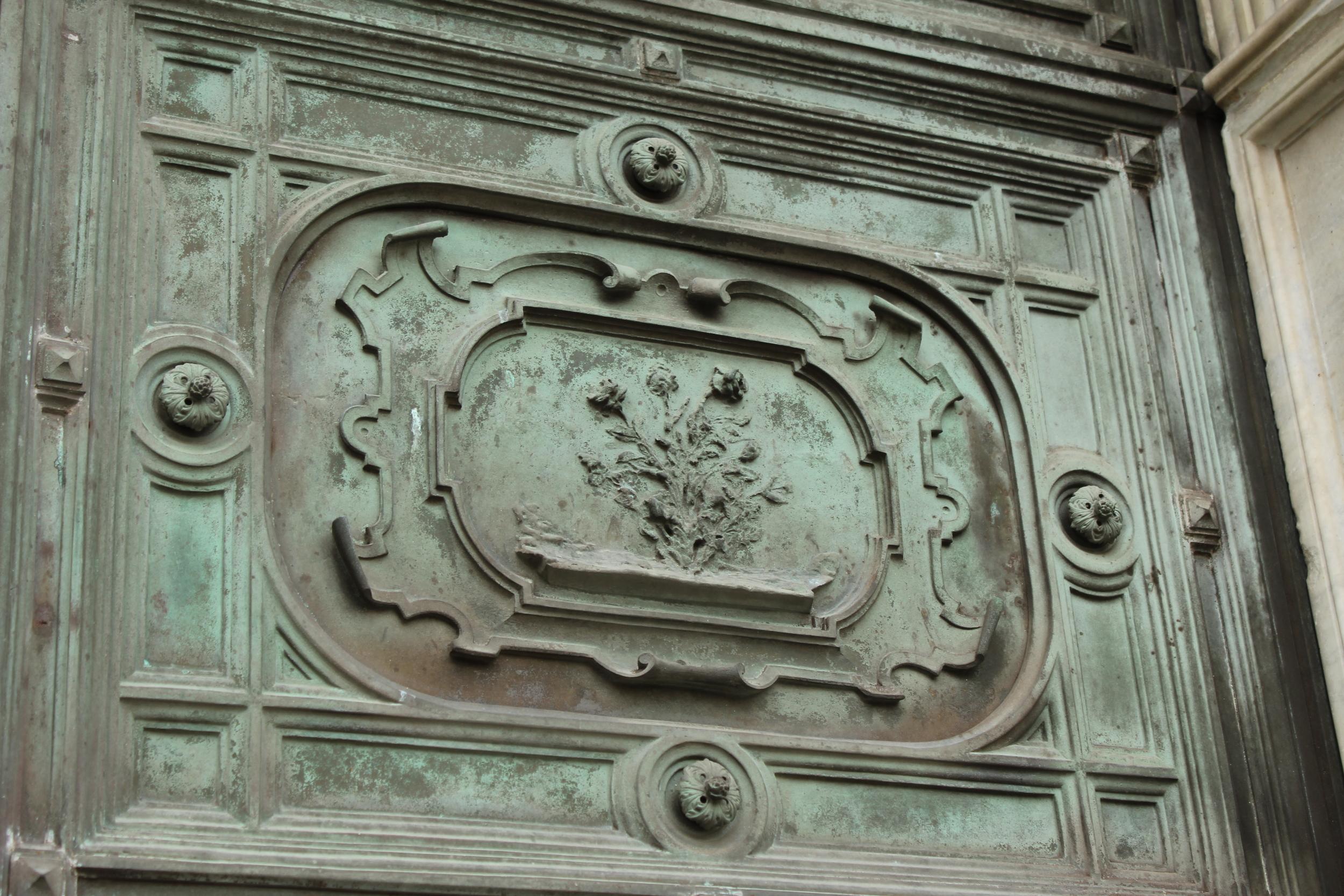 Door panel 4