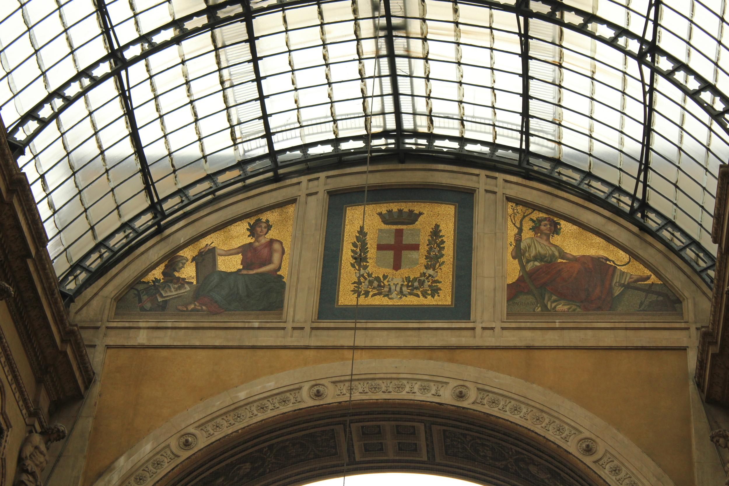 Galleria mural 1
