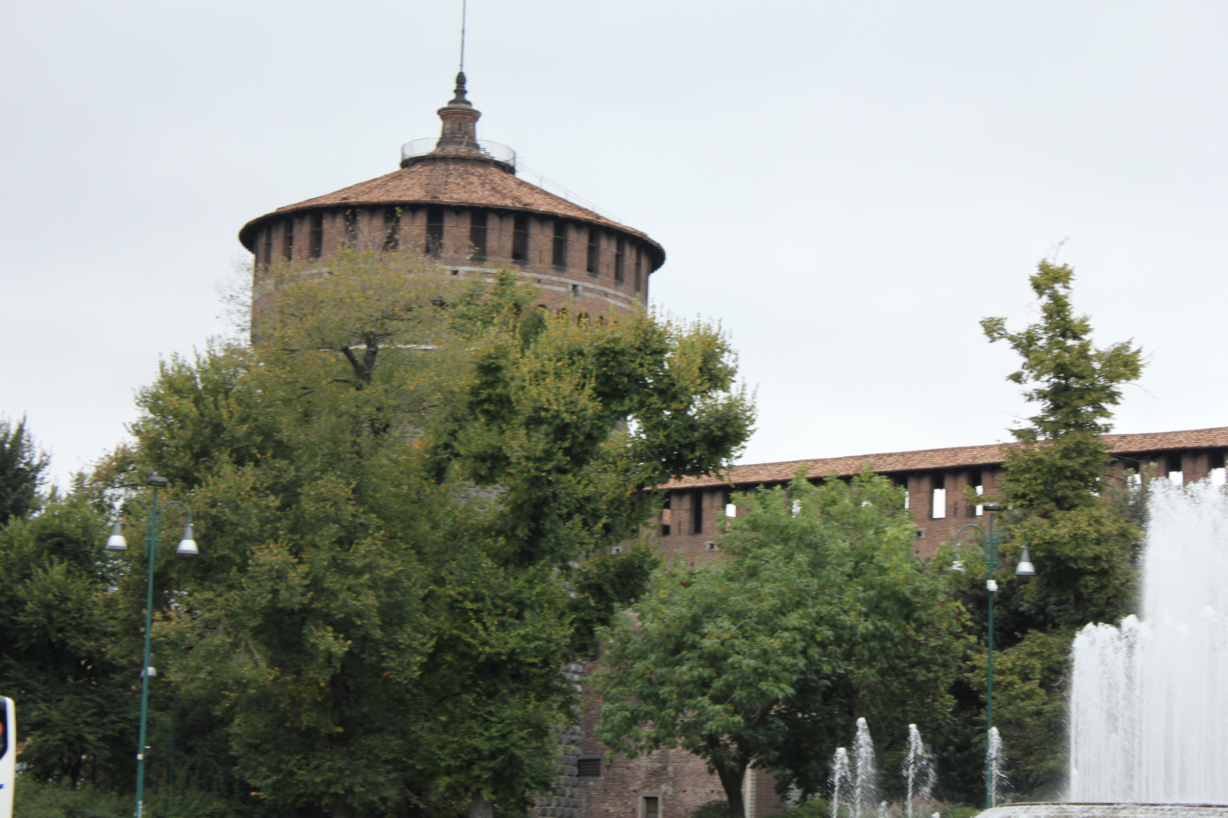 Castello Sforzesco 1