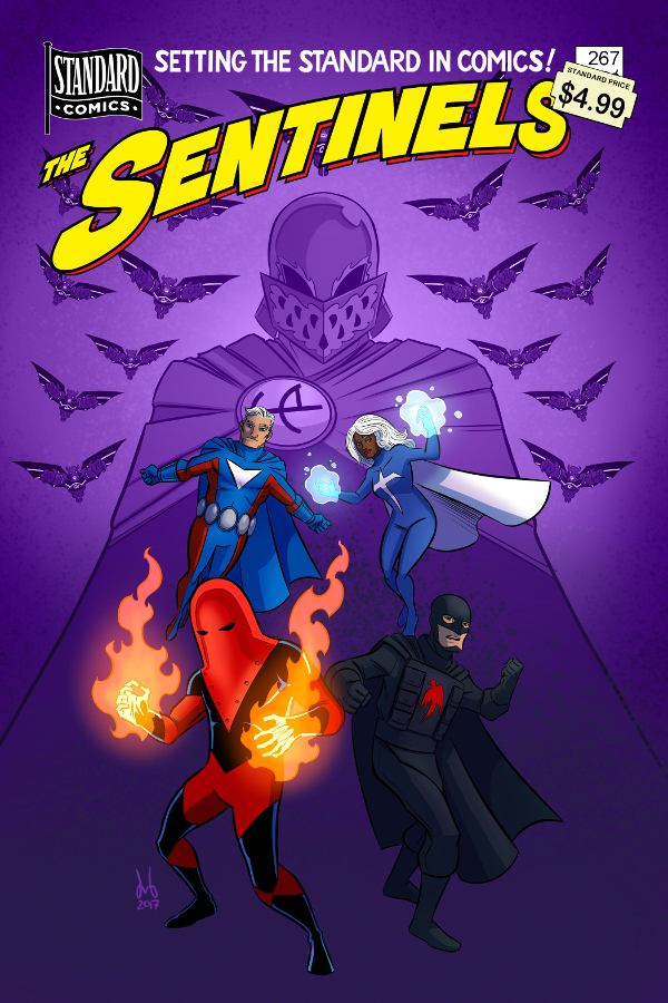 The Sentinels #267