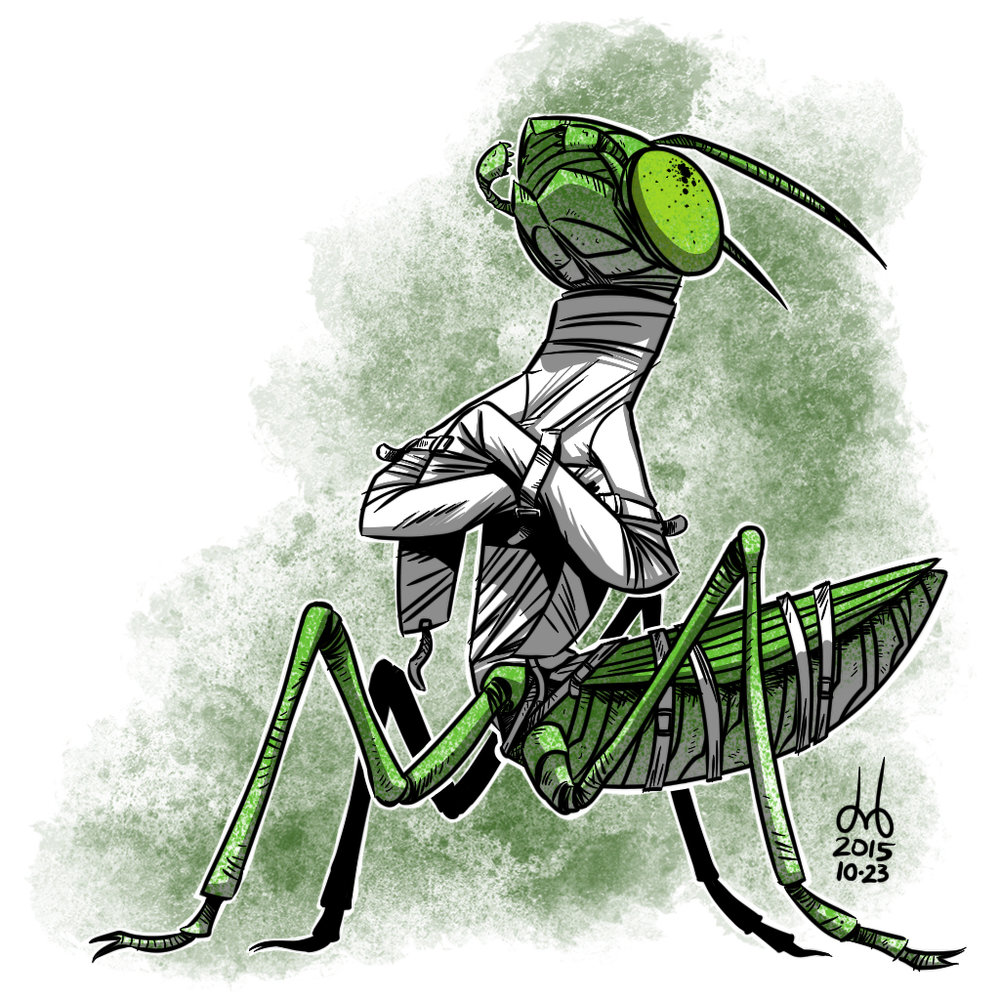 Mad Mantis