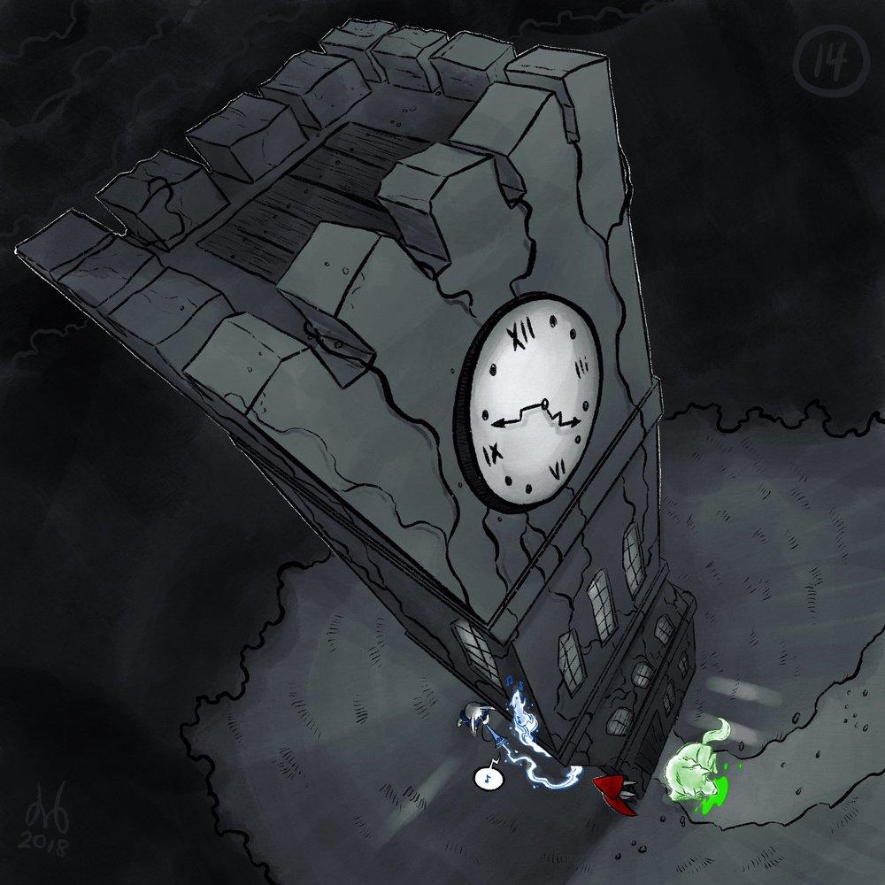 14 Clock