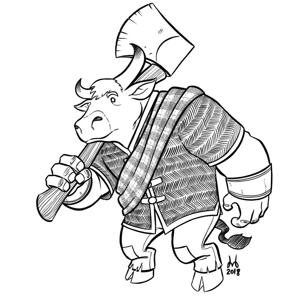 Legendary Lumberjack