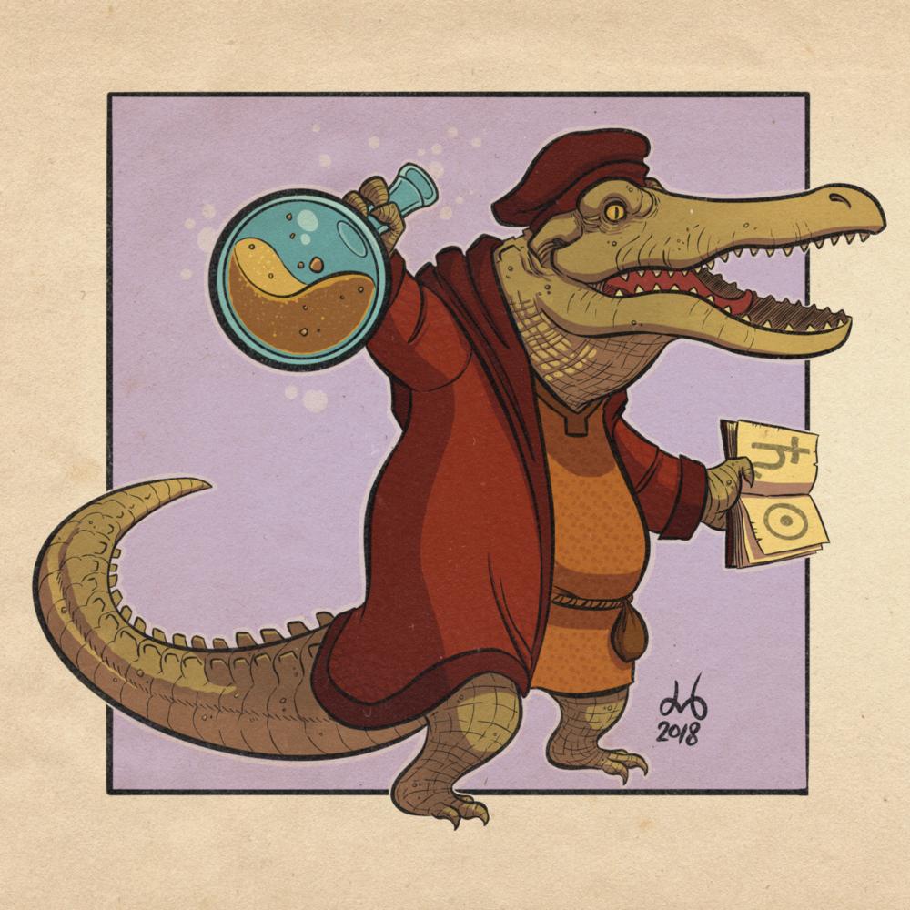 Alligator Alchemist