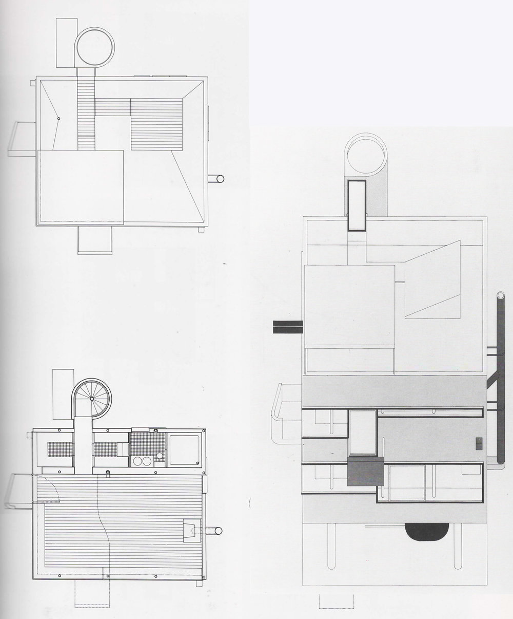 House by John Hejduk.
