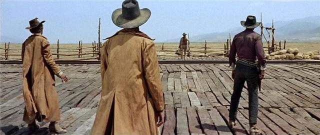 From  Once Upon a Time in the West .