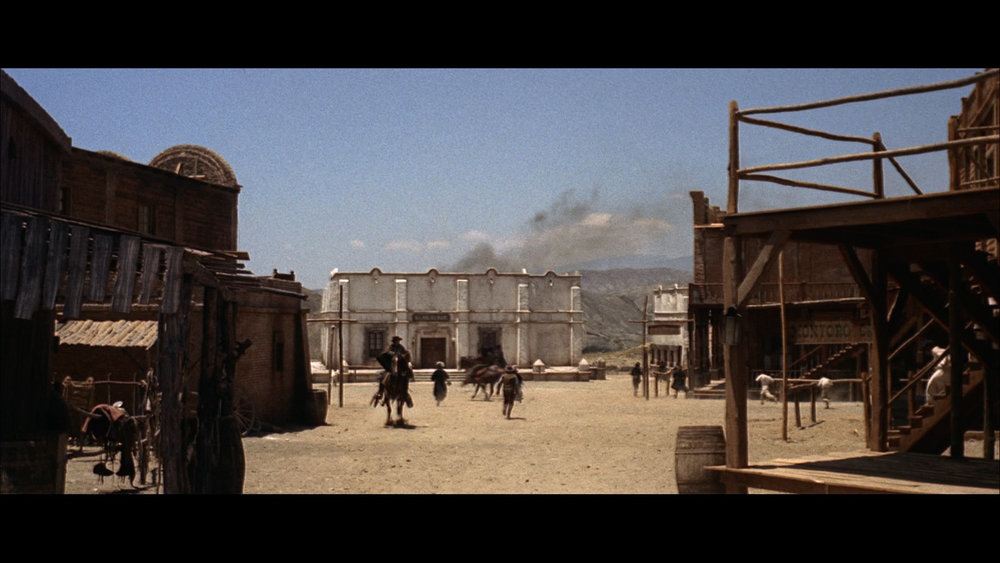 From  For a Few Dollars More .