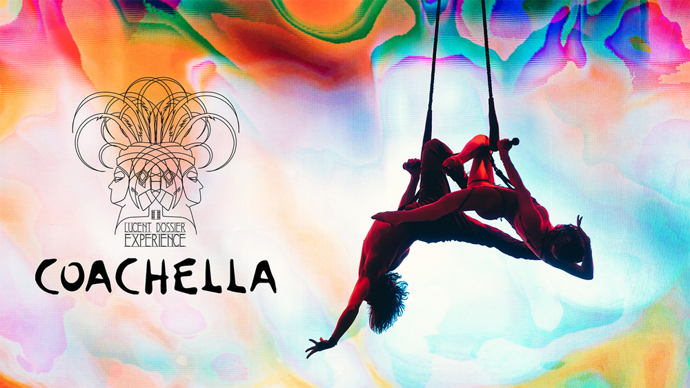 Coachella: The Lucent Dossier Experience