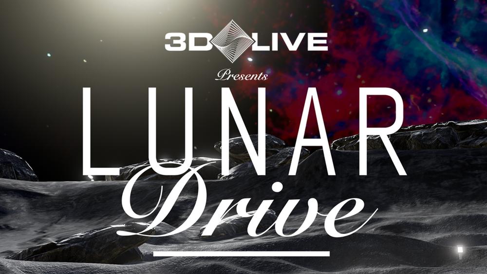 Lunar Drive VR Experience