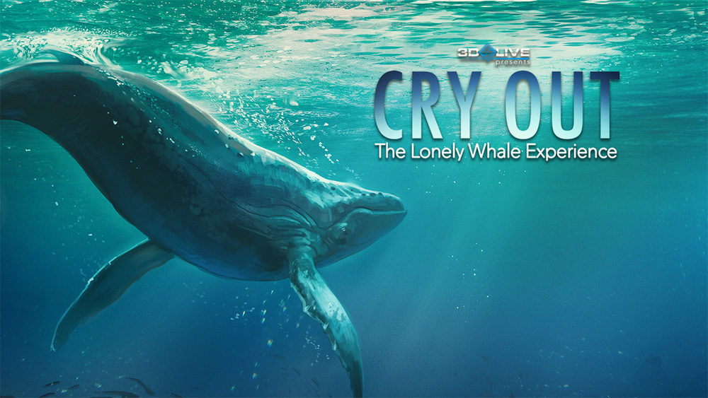 Cry Out: The Lonely Whale VR Experience