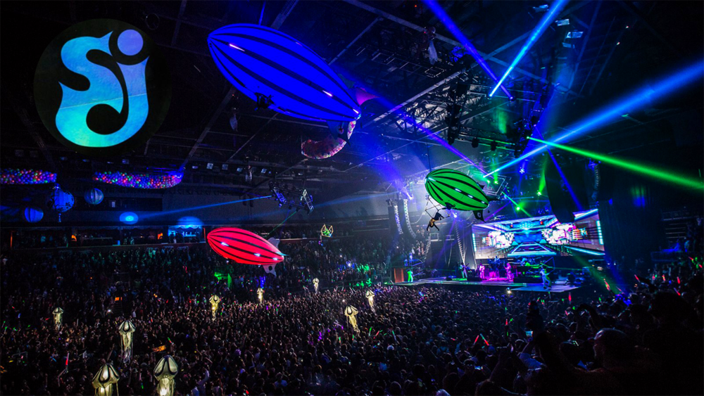 The String Cheese Incident NYE 2015