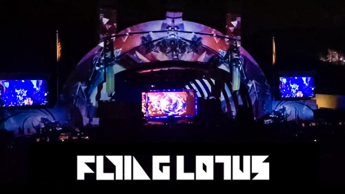 Flying Lotus at the Hollywood Bowl