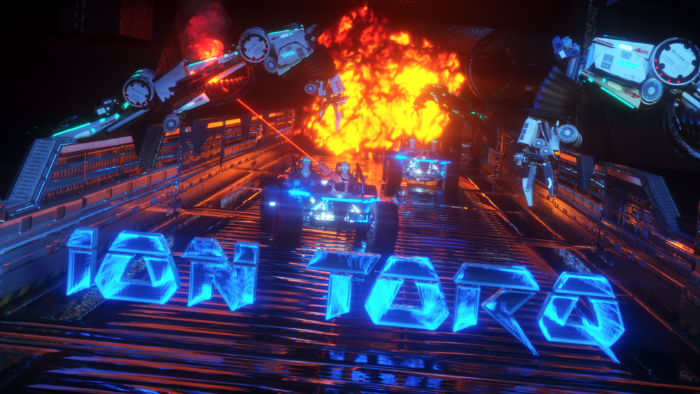 Ion Torq: A 4D VR Experience