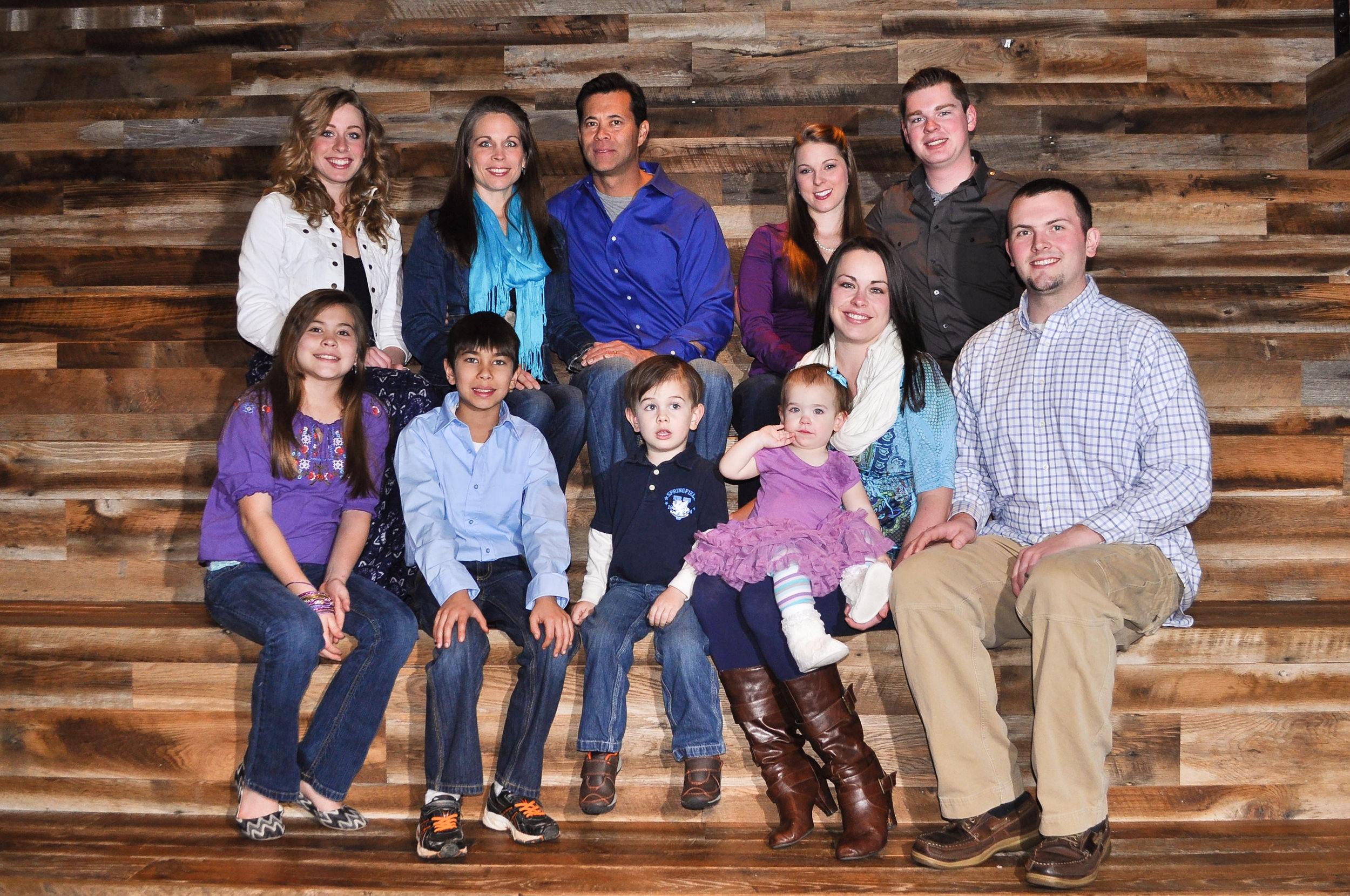 Family | January 1st Session {audreygracephoto} Woodstock Photographer
