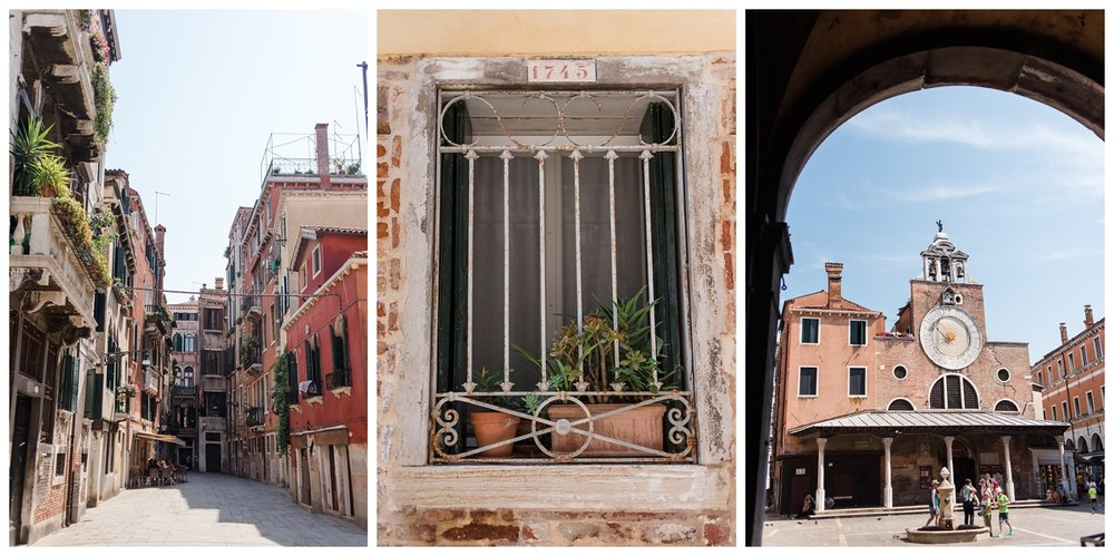 Venice architecture is so pretty!