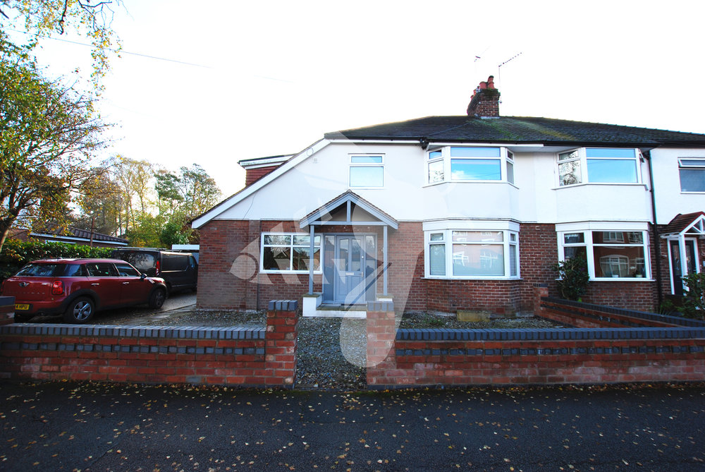 104 Extended Semi Detached House