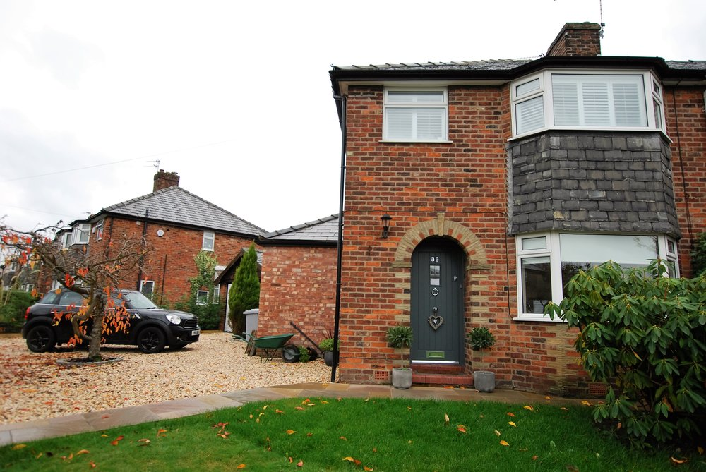 108 Semi Detached Family House