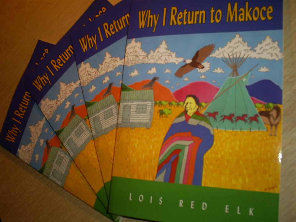 lois red elk book