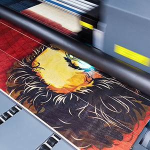 Wide Grand Format Printing