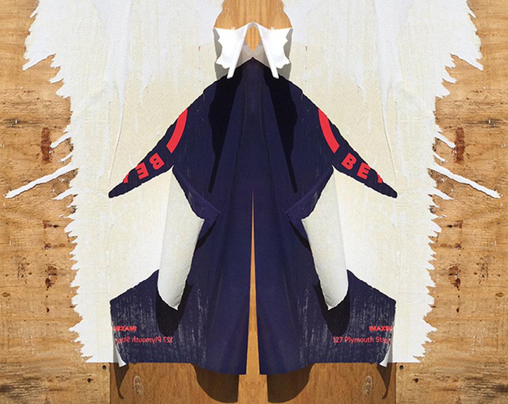Tear Up Robe