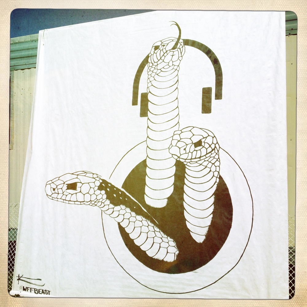 Snakes & Headphone Jack