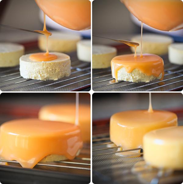 An Amatueur Entremet Pumpkin Mousse Cake Eat A Duck I Must