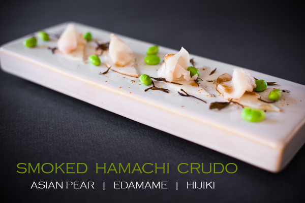 Smoked Hamachi Crudo Eat A Duck I Must