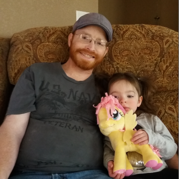 Cody Tompkins, a disabled U.S. Navy Veteran, is fighting follicular lymphoma. Help us raise money and awareness to help him cover his mounting medical bills and support his 3 year old daughter Daisy.