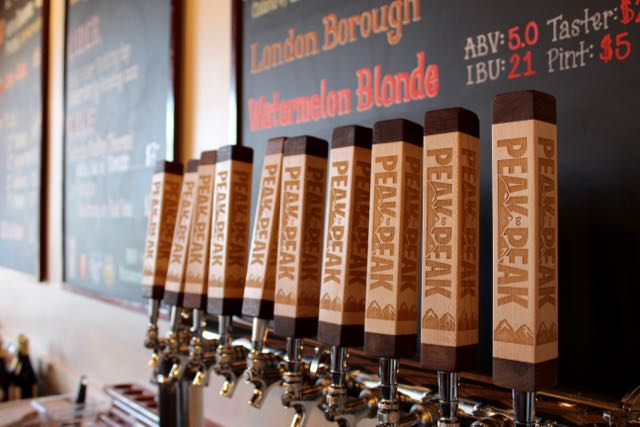 Brewery Tap Handles