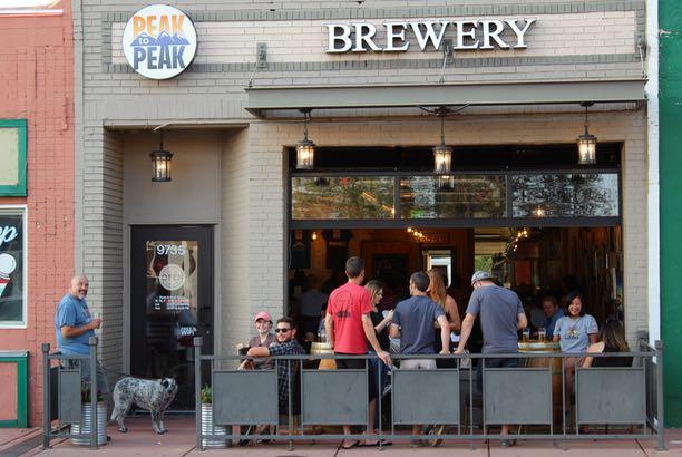 Peak to Peak Brewery