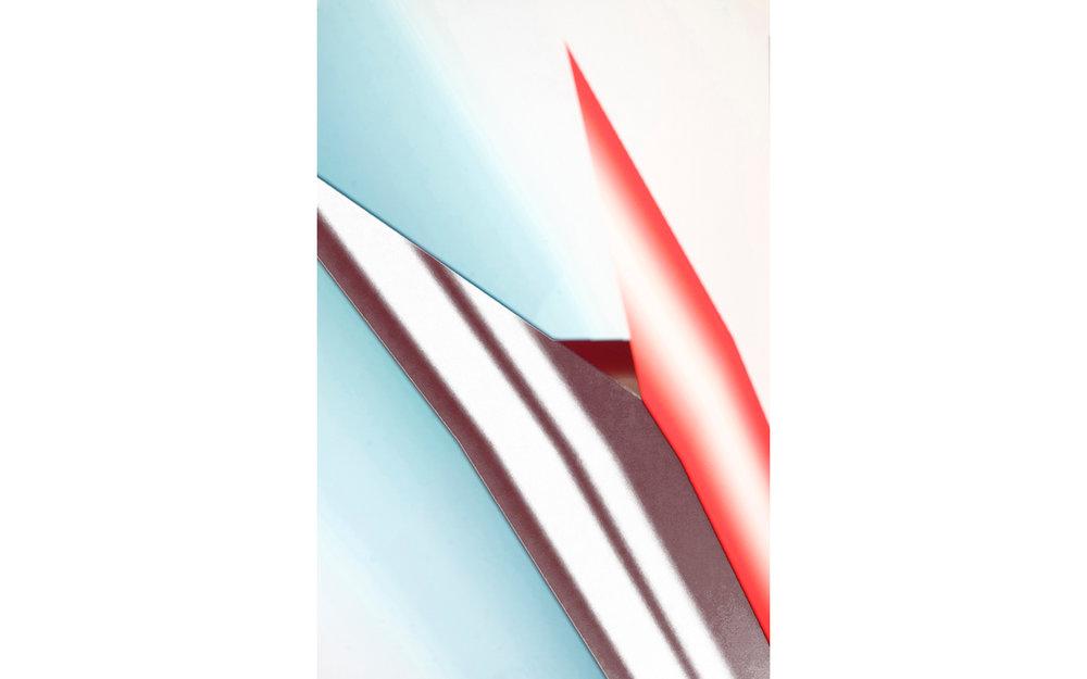 Up , 2016 archival inkjet print image size: 16 x 11''