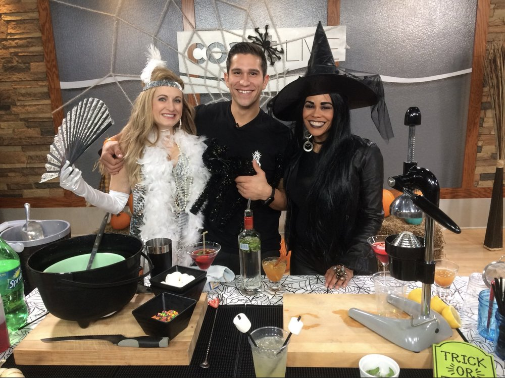 Spooky Cocktails for Halloween! -