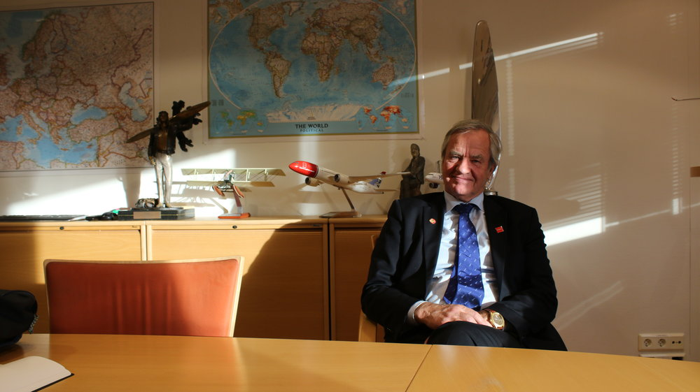 This Man Wants to Fly You from NY to Europe for $65 - A profile of Norwegian Airlines CEO, Bjorn Kjos