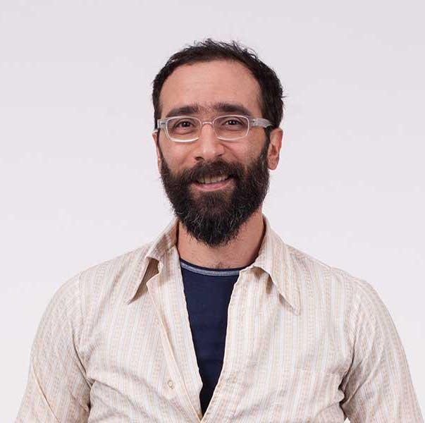 Nicholas Regiacorte, author and associate professor of English at Knox College. Photo: knox.edu