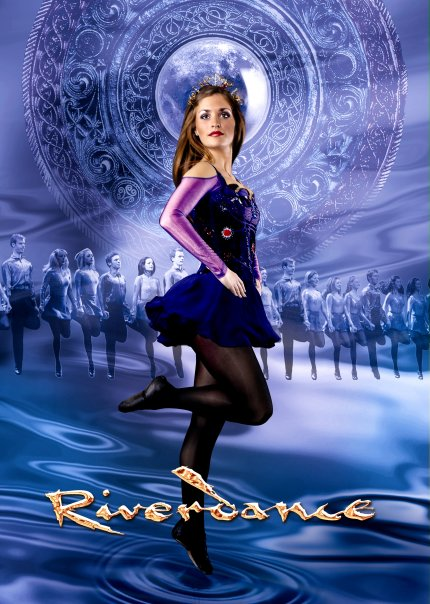 Siobhan Manson , Lead Dancer in  Riverdance