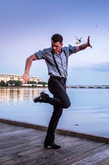 Celticore founder Joe Duffey, professional dancer with  Riverdance , certified TCRG, NASM-CPT and Pilates Instructor.