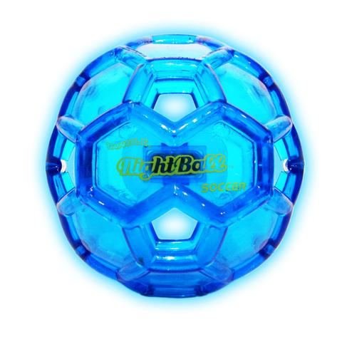 Tangle NightBall Soccer Large  (Blue)