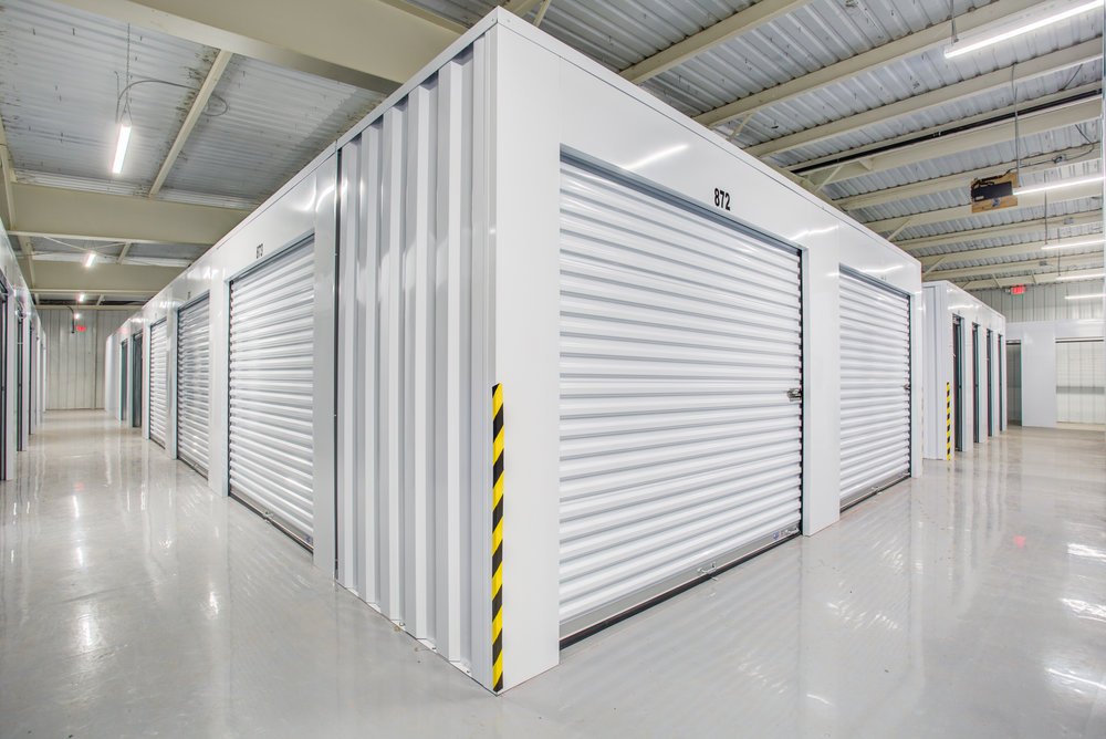 Our 10,000FT State of the art brand new climate controlled self storage