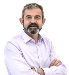 Sean Farrington - Medallia VP Sales EMEA