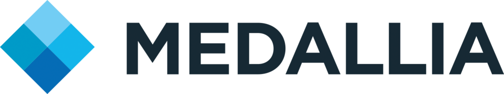 Image result for medallia logo